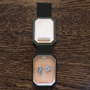 Juicy Couture Diamond Earrings